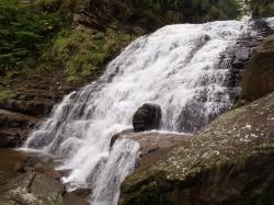 マヤグスクの滝